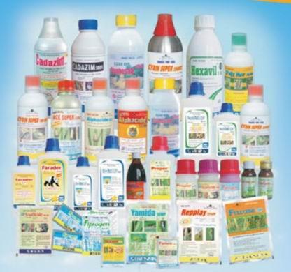 Nhập khẩu thuốc bảo vệ thực vật