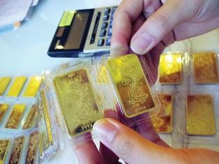 Giấy phép kinh doanh vàng