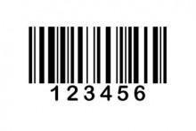 Barcode và dãy số cho con người đọc